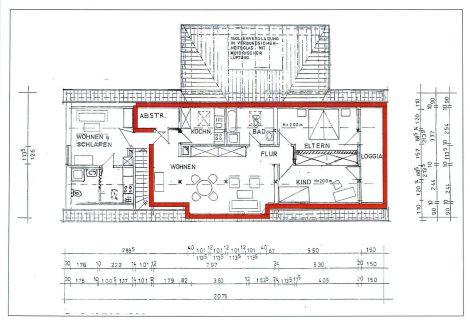 Vermietung 3 Zimmer Wohnung in Lachendorf