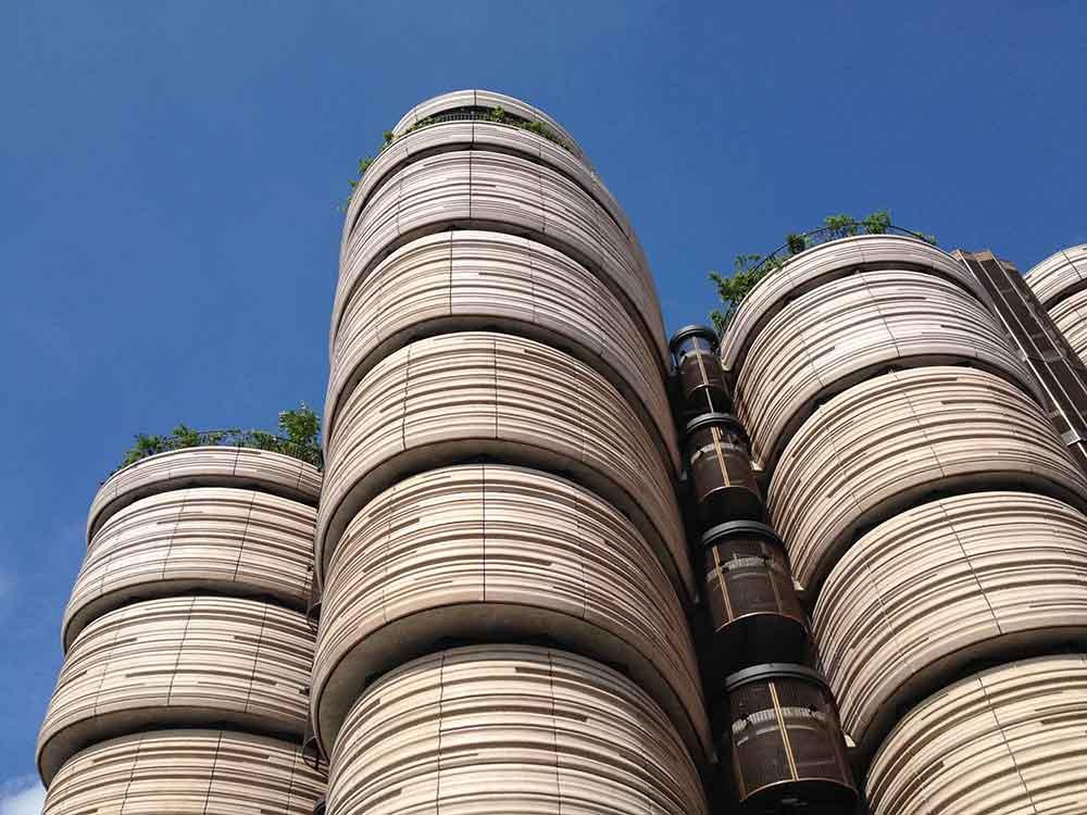Dachbegrünung Dachterrasse Dachgarten Sachverständiger und Gutachter für Immobilien Bernd A. Binder