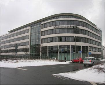 Bürokomplex-in-Wolfsburg Bernd. A. Binder Gutachter und Sachverständiger