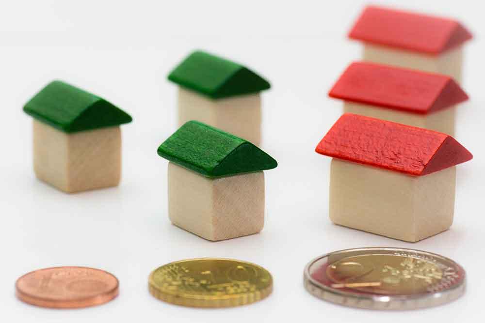 Baufinanzierung Baudarlehen Sachverständiger und Gutachter für Immobilien Bernd A. Binder