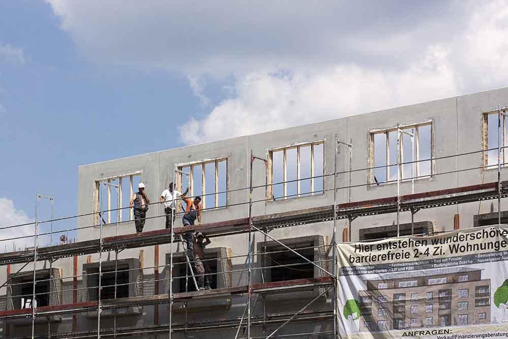 Wohnungsbau Sachverständiger und Gutachter für Immobilien Bernd A. Binder