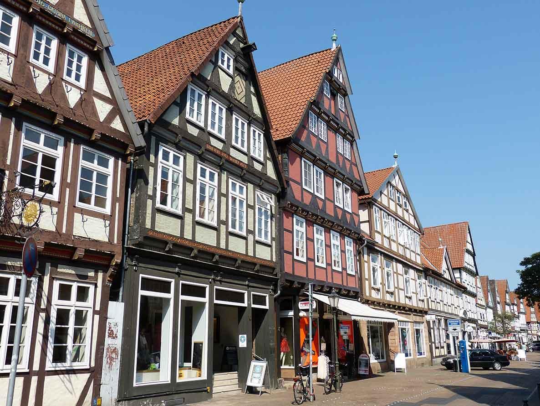 Altstadt Celle Sachverständiger und Gutachter für Immobilien Bernd A. Binder