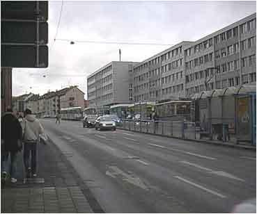 Referenzobjekt Büro- und Einzelhandelskomplex in Kassel