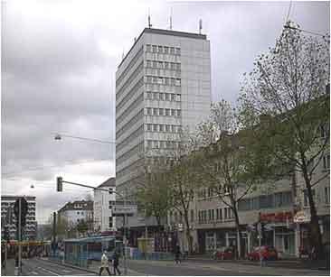 Referenzobjekt Bürohaus in Kassel