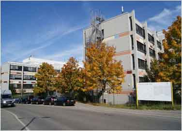 Referenzobjekt Bürokomplex in Böblingen