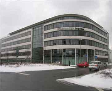 Referenzobjekt Bürokomplex in Wolfsburg