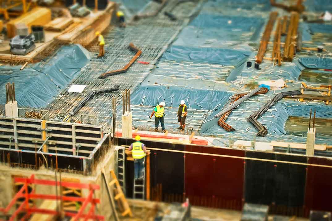 am Bau Beteiligte Baustelle Sachverständiger und Gutachter für Immobilien Bernd A. Binder