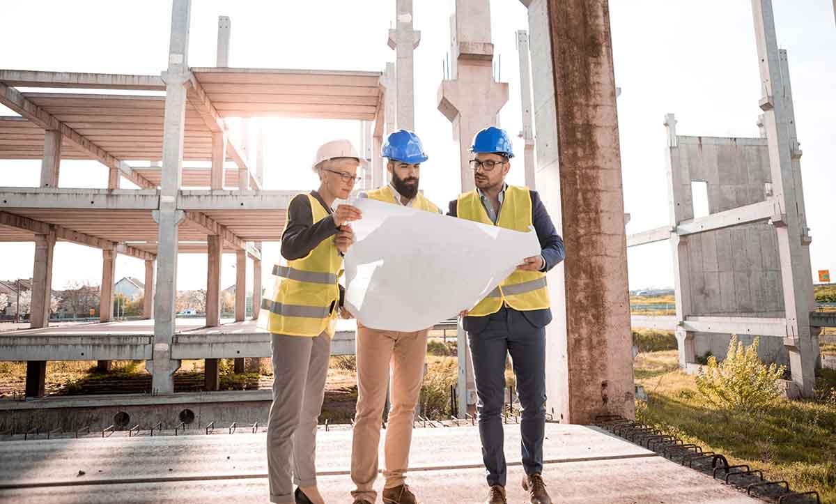 Bauleitung Bauleiter Sachverständiger und Gutachter für Immobilien Bernd A. Binder